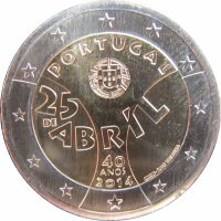 Portugal 2 Euro 2014 Nelkenrevolution