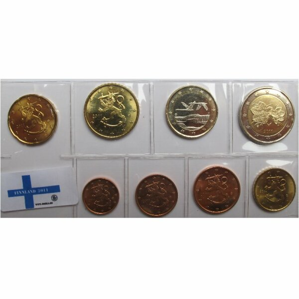 Finnland KMS 2011 lose 3,88 Euro